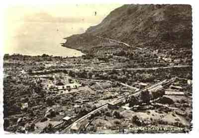 Maratea Scalo Ferroviario 1954